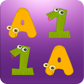 Memory Kids Alphabet & Numbers