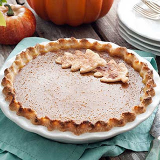 Pumpkin Pie Recipe – Gluten, Dairy, and Refined Sugar Free.