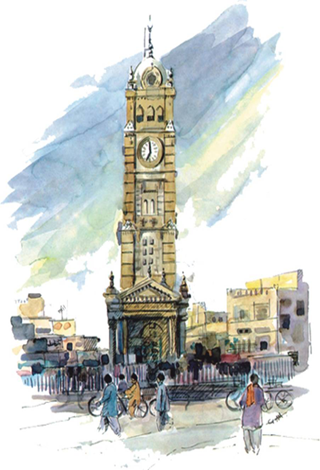Faisalabad the ClocktowerCity