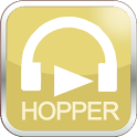 Hopper Exhibition icon