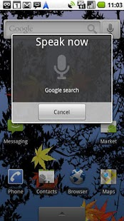 Voice Search​ - screenshot thumbnail