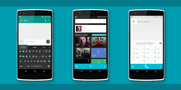 BlueMerry CM11 Paranoid Theme v1.3