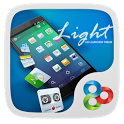 Light GO Launcher Theme icon