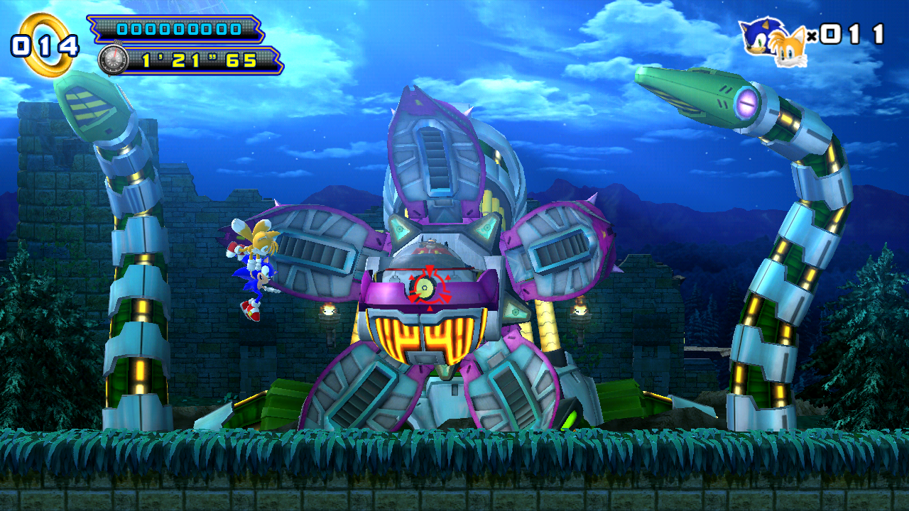 Sonic 4 Episode II THD - screenshot