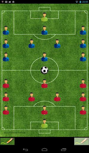 足球经理阵容 運動 App-愛順發玩APP