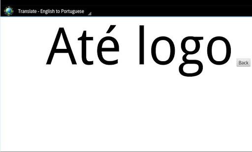 通訊必備APP下載|Translate - English/Portuguese 好玩app不花錢|綠色工廠好玩App