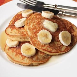Gluten-Free Banana Pancakes.