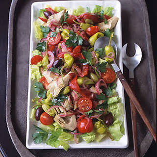 Antipasto Salad.