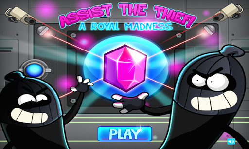 Assist The Thief A Royal ADV