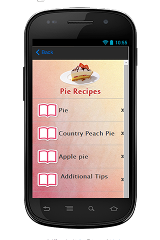 【免費生活App】Pie Recipes Tip-APP點子