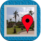 GPS Photo Viewer (Baidu Map)