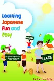 Japanese Alphabet Tutorial