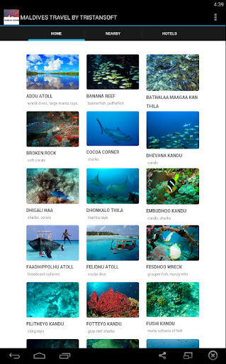Maldives Travel by TristanSoft