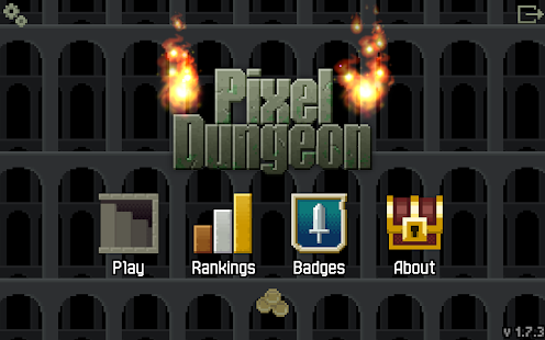 Pixel Dungeon Screenshot 11