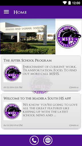Madera South High School