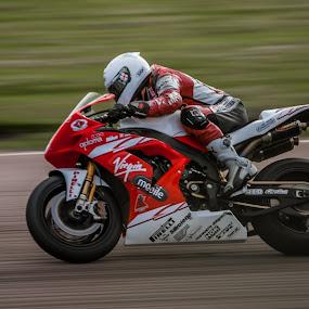 Fast Bike  by Mark Usher - Sports & Fitness Motorsports ( speed, superbike, track, bike motorbike )