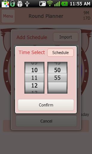 玩生產應用App|Planning Chart Widget ZooZoo免費|APP試玩