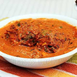 Vegetable Kofta Curry.