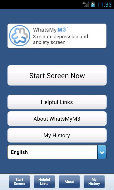 WhatsMyM3 - screenshot