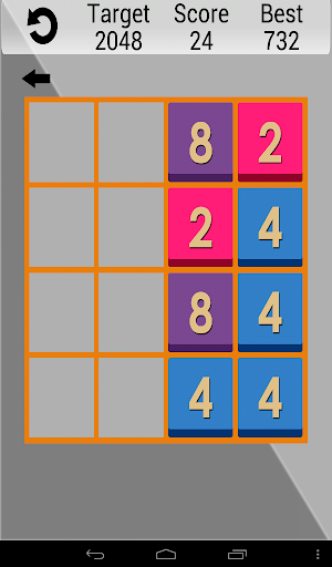 2048 Metro : Brain Crush Game