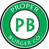 The Proper Burger Co