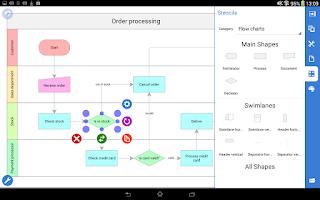 Screenshot of Grapholite Diagrams Pro