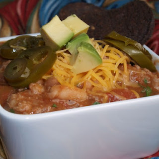 White Bean Brat Chili