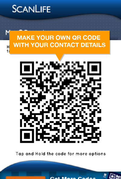 ScanLife Barcode & QR Reader - screenshot