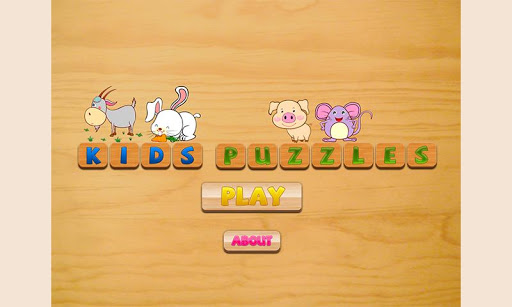 Game for Kids: Kids Puzzles