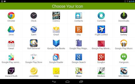 Giganticon - Big Icons Screenshot 5