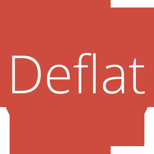 Deflat Icon Pack - Free LOGO-APP點子