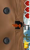 Screenshot of Miku, the videogame