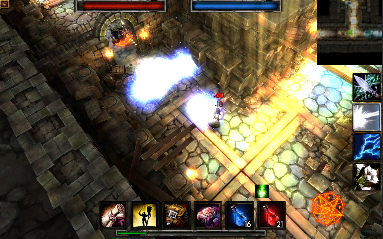 Deprofundis: Requiem - screenshot