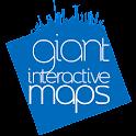 Mapas Gigantes Interactivos
