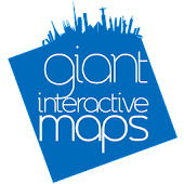 Giant Interactive Maps