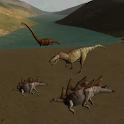 Dino Attack 3D logo