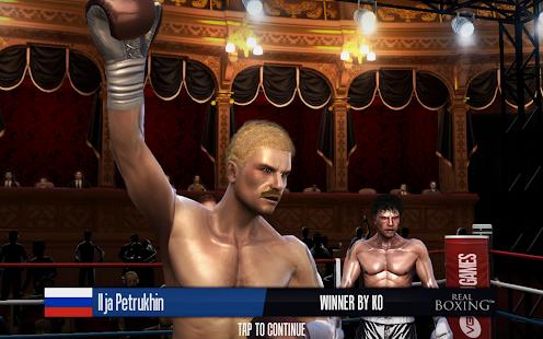 دانلود بازی بوکس واقعی Real Boxing™ v1.4.2