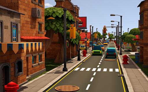 玩免費街機APP|下載만화 자동차 3D 주차 app不用錢|硬是要APP