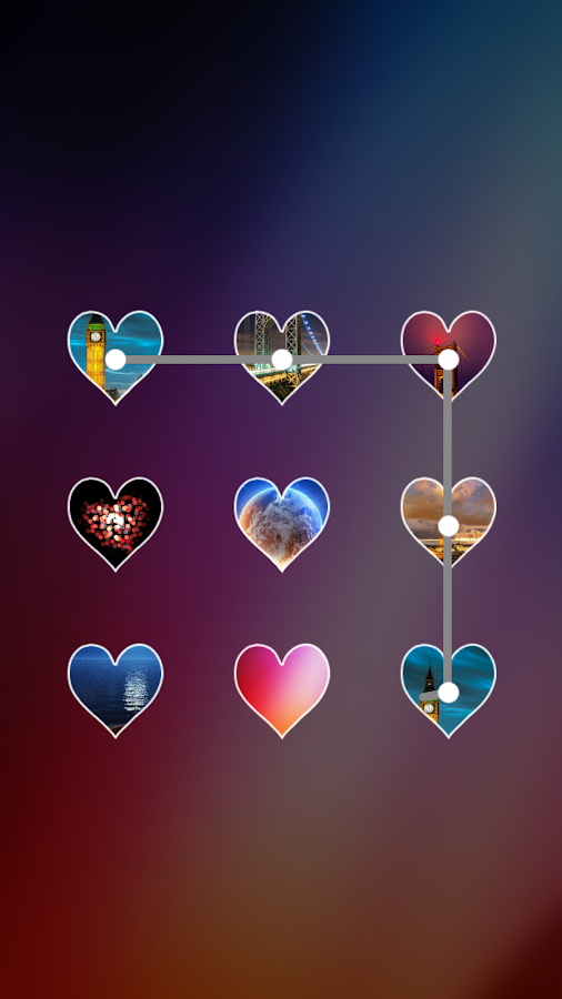 Love Pattern Lock Screen - Android Apps on Google Play
