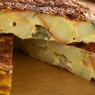 Aardappeltortilla (tapas)