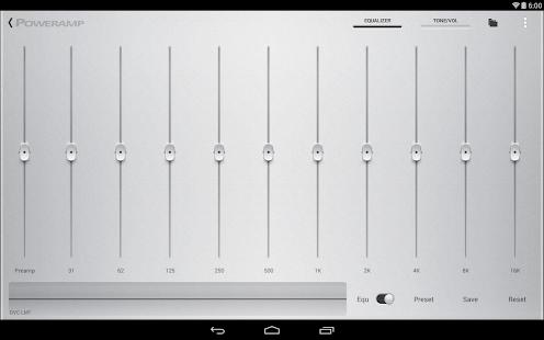 Poweramp HD 面板 個人化 App-愛順發玩APP