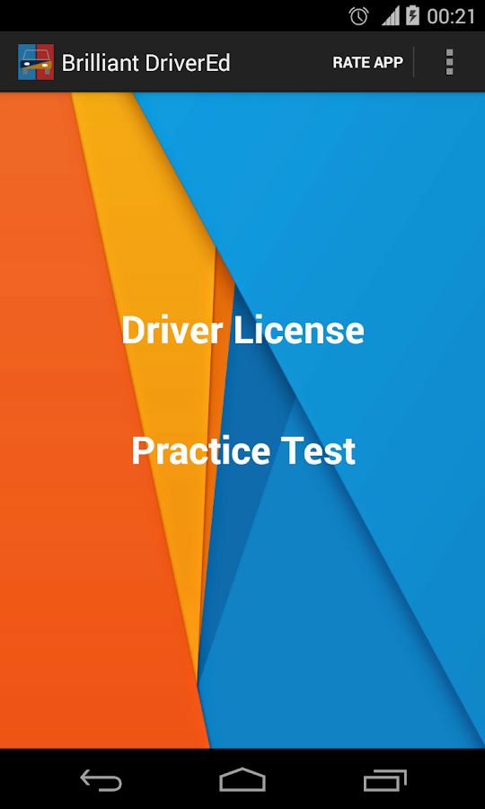 driver license test florida questions