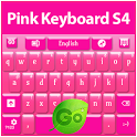 Pink Keyboard S4 icon