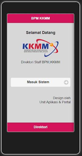 Direktori BPM KKMM
