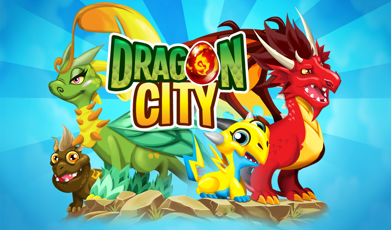 dragon cityt