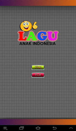 【免費解謎App】Lagu Anak Nusantara 2-APP點子