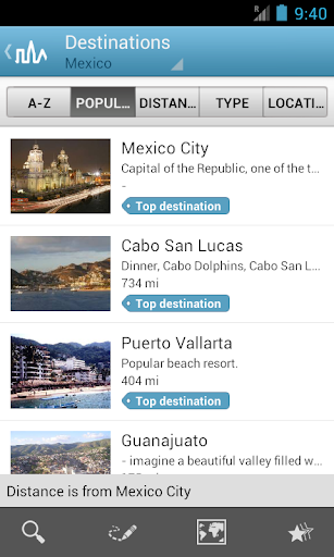 Mexico Travel Guide by Triposo