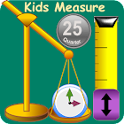 Kids Measurement Science icon