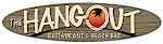 Logo for The Hangout Restaurant and Beach Bar