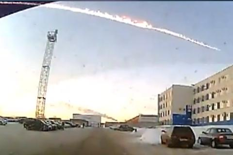 Meteorit Chelyabinsk SecretUFO - screenshot